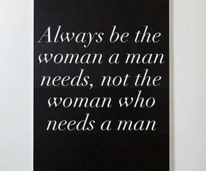 quotes, woman, and man image