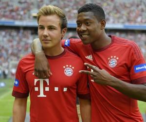 football, bayern munich, and mario gotze image