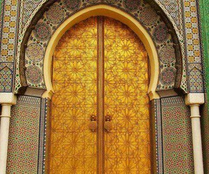Fes and morocco image