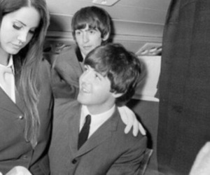 george harrison and Paul McCartney image