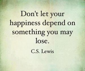quotes, happiness, and lose image