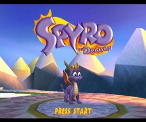 dragon, game, and spyro image