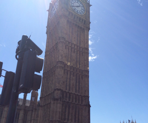 Big Ben, london, and travel image