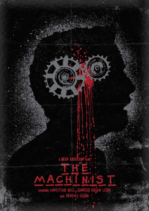 christian bale and the machinist image