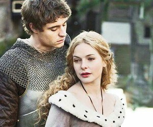 the white queen and max irons image