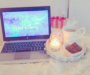 chocolate, disney, and computer image
