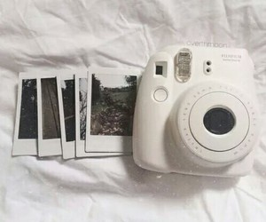 camera, white, and photo image