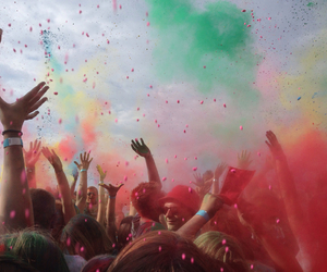 festival, germany, and holi image