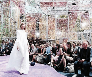 chic, Christian Dior, and Couture image