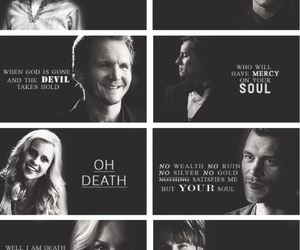The Originals, vampire, and family image