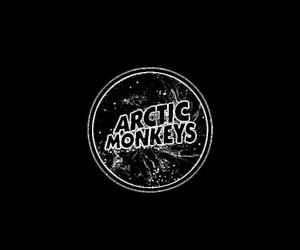 arctic monkeys, background, and band image