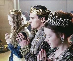 katherine howard, henry vii, and princess mary image
