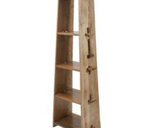 bookcase, home decor, and ladder image