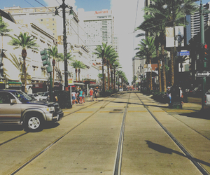 beautiful, new orleans, and traveling image