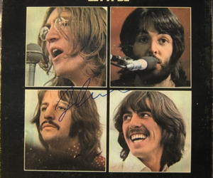 the beatles, let it be, and music image