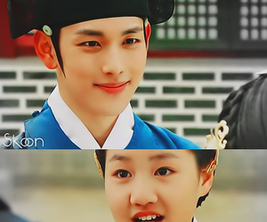 The Moon, the sun, and siwan image