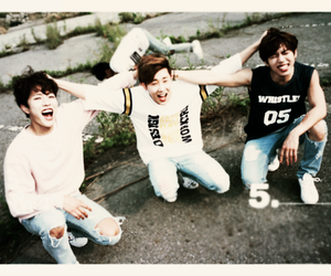 infinite, sungyeol, and dongwoo image