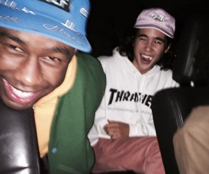 skating, thrasher, and golfwang image
