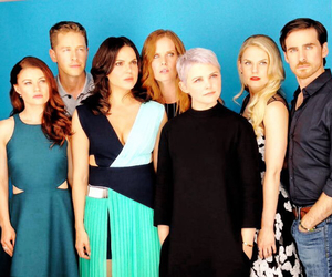 lana parrilla, once upon a time, and josh dallas image