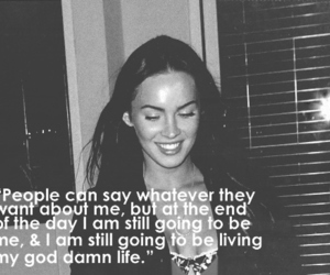 megan fox, quotes, and life image