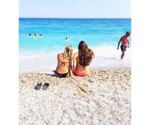 beach, summer, and turkey image