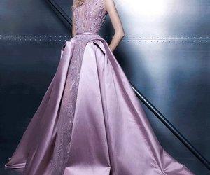 fashion and long dresses image