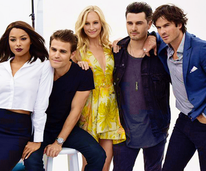 the vampire diaries, tvd, and enzo image