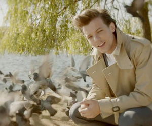 one direction, night changes, and louis tomlinson image