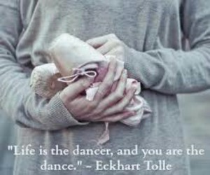 ballet, life, and love image