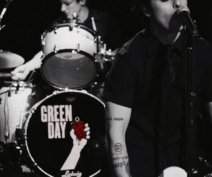 green day and tre cool image