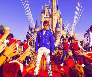 justin bieber, disney, and justin image