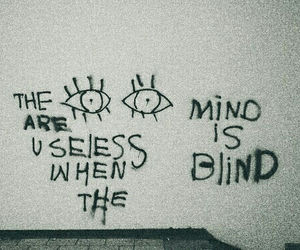 eyes, quotes, and mind image