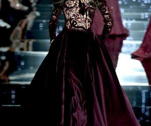 dress, fashion, and paris fashion week image