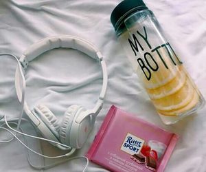 music and pretty image