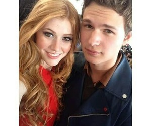 books, the fault in our stars, and katherine mcnamara image