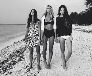 bikini, skinny, and biquini image