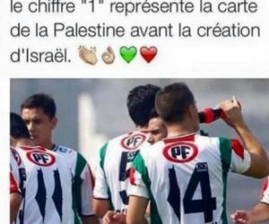 muslim, palestine, and Palestinian image