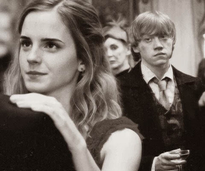 harry potter, hermione granger, and hermione image