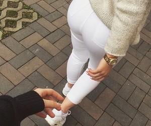 body, couple, and fashion image