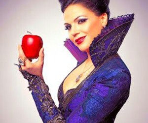 evil queen, once upon a time, and regina image