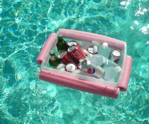 drink and pool image