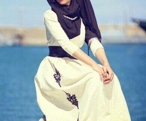 arab, cool, and hijab image