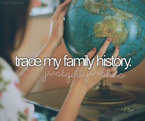 family and history image