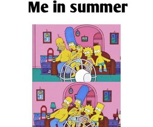 funny, summer, and lol image