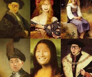 funny, lee gwang soo, and haha image