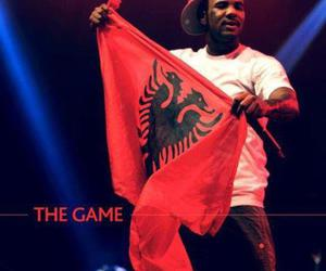 albanian and the game image