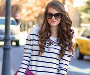 fashion, inspiration, and stripes image