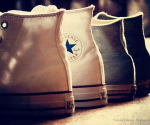 converse, chuck taylor, and photography image
