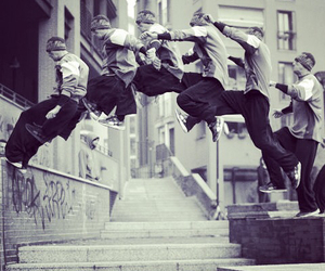 parkour and freerunning image