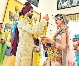 bollywood, indian, and wedding image